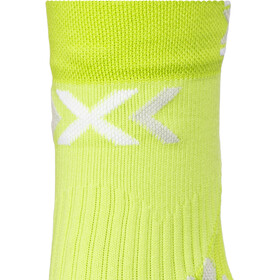 X-Socks Biking Pro Calze Uomo, green lime/pearl grey